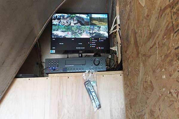مکان نصب دستگاه DVR و NVR