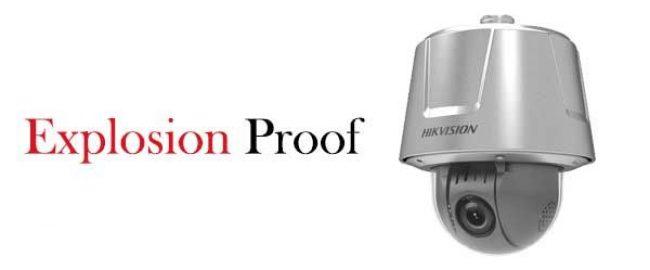 دوربین ضد انفجار و مزایای آن
