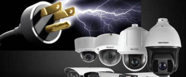 محافظ برق در دوربین مداربسته چیست