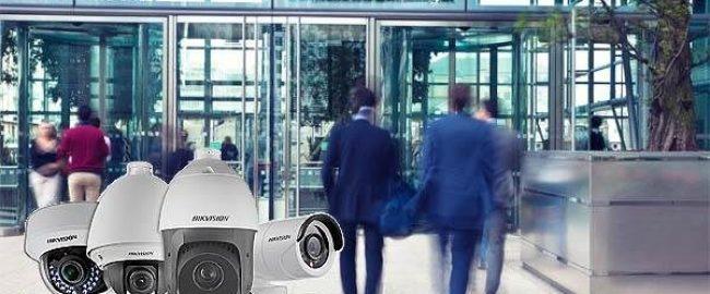 شمارش افراد People Couning دوربین مداربسته