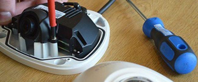 خدمات و تعمیر دوربین مداربسته !